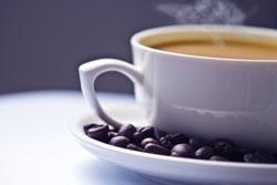 koffie-reuk